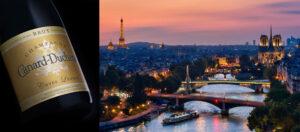 Croisiere Saint-Valentin Paris en Seine