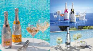 Champagne sur glace - Champmarket