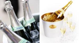 Temperature de degustation du champagne