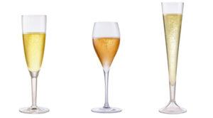 """Flûte, coupe ou verre """"à vin"""" - Champmarket"""