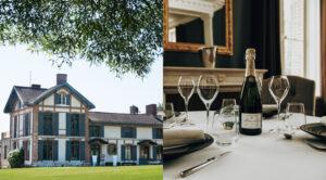 Domaine du Chalet Champagne Palmer & Co