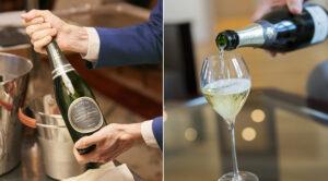 Ouvrir une bouteille de champagne - Champmarket