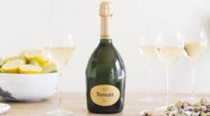 Art de la dégustation champagne Ruinart