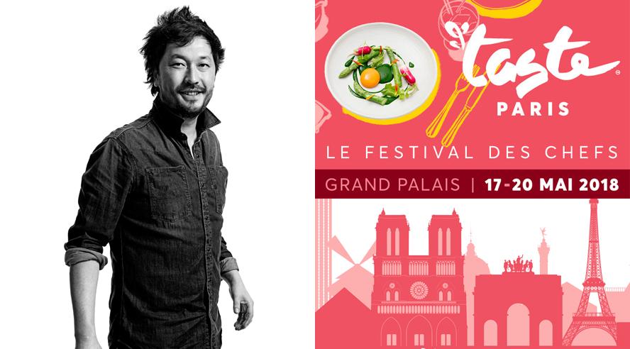 Pierre Sang Boyer Taste of Paris