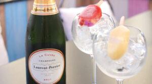 Poptails Champagne Laurent-Perrier au Sofitel Paris Le Faubourg - Champmarket