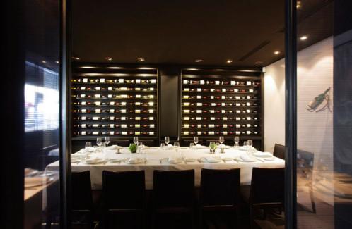 Restaurant Le Chiberta Guy Savoy - Champmarket