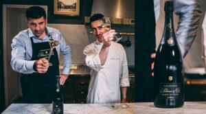 Header Magazine Conversation entre chefs