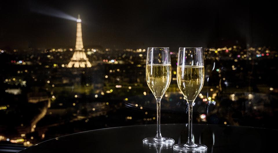 Bar Windo Hyatt Paris Etoile