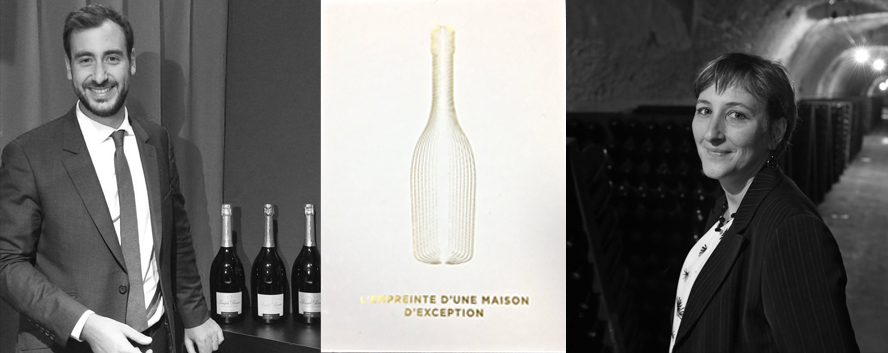 Duo gagnant Champagne Joseph Perrier