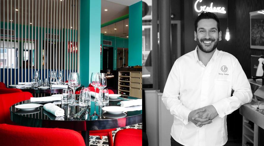 Restaurant IDA par Denny Imbroisi