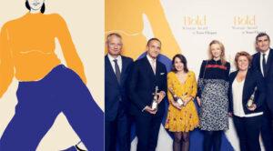 Bold Woman Award Veuve Clicquot