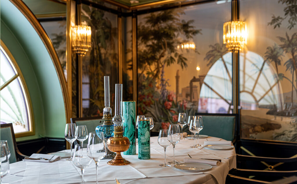 Restaurant La Fontaine Gaillon - Champmarket