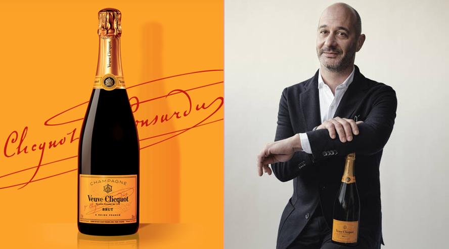 Didier Mariotti, 11ème Chef de Caves Veuve Clicquot