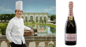 Pique-nique & champagne dans les jardins de l'Orangerie Moët & Chandon - Champmarket