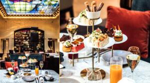 Le nouveau Tea Time du Lutetia Paris Rive Gauche