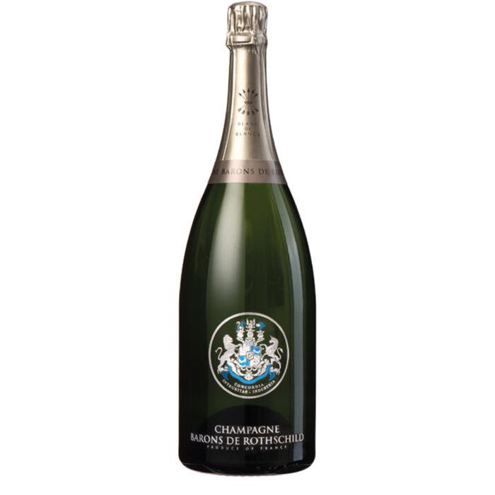 Champagne Barons de Rothschild Blanc de Blancs magnum - Champmarket