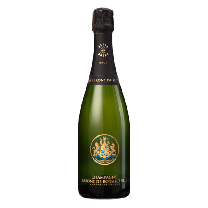 Champagne Barons de Rothschild Brut bouteille - Champmarket