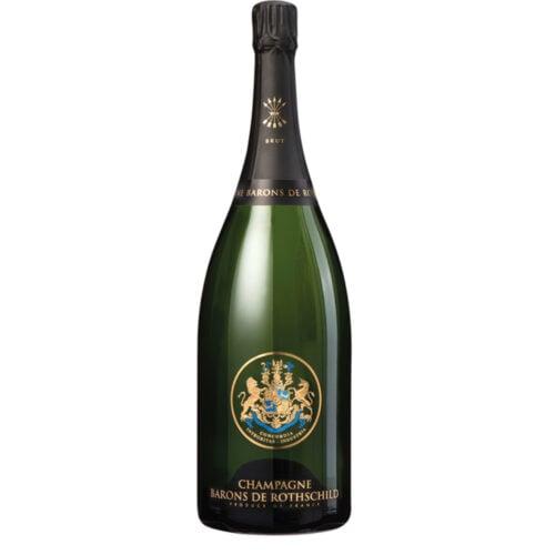 Champagne Barons de Rothschild Brut Magnum - Champmarket