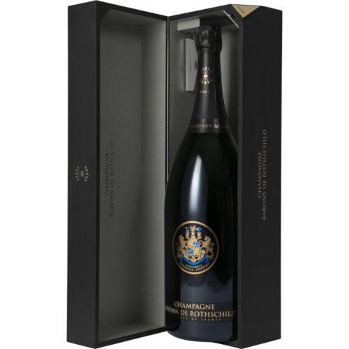 Champagne Barons de Rothschild Brut Mathusalem Coffret Prestige - Champmarket