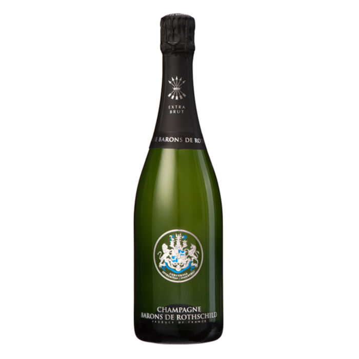 Champagne Barons de Rothschild Extra Brut bouteille - Champmarket
