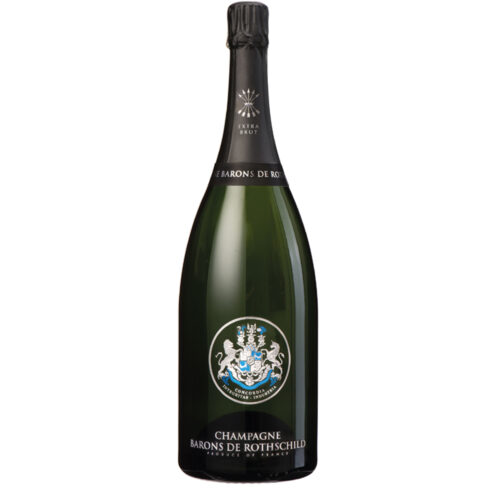 Champagne Barons de Rothschild Extra Brut magnum - Champmarket