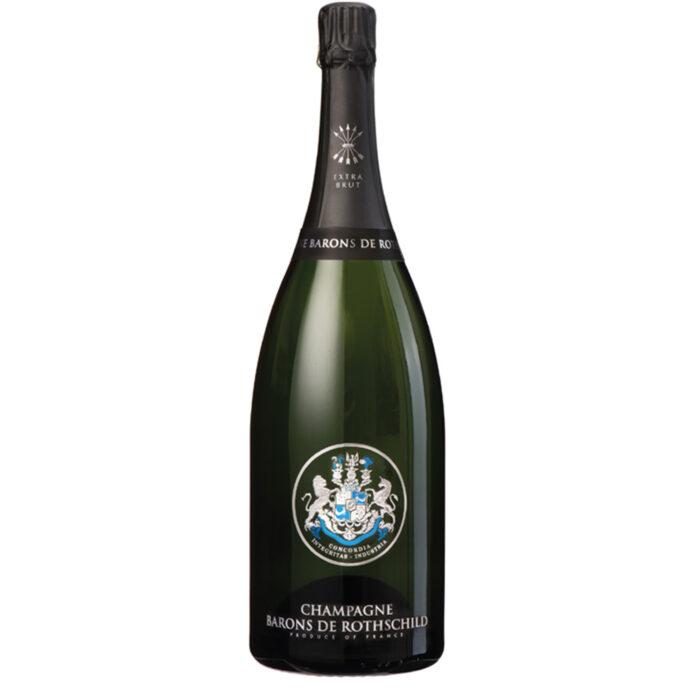 Champagne Barons de Rothschild Extra Brut magnum - Champmarket