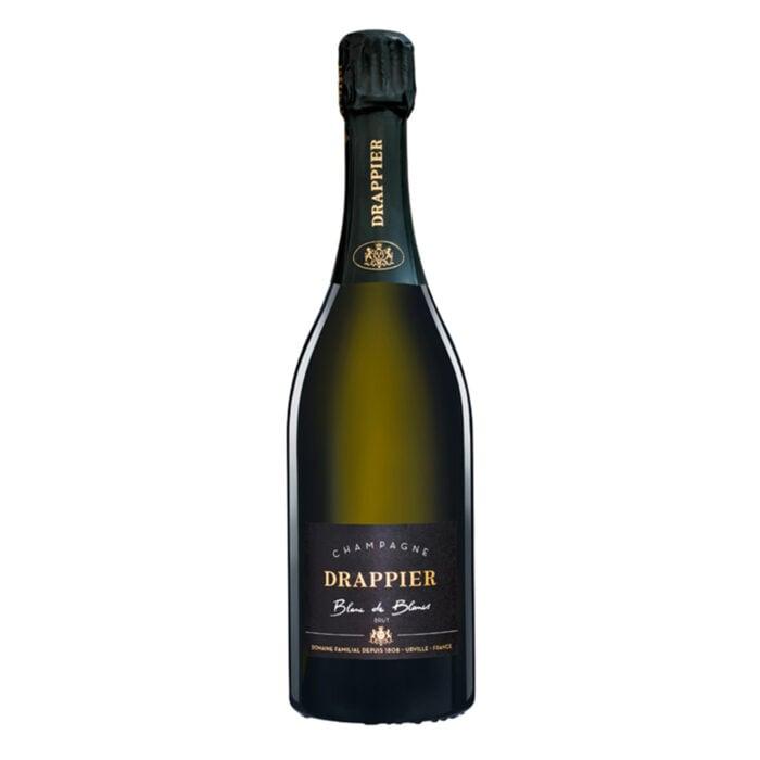 Champagne Drappier Blanc de Blancs bouteille - Champmarket