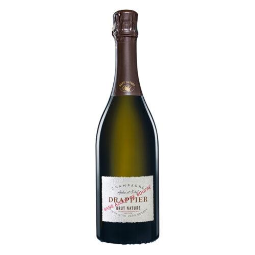 Champagne Drappier Brut Nature Sans ajout de Souffre bouteille - Champmarket