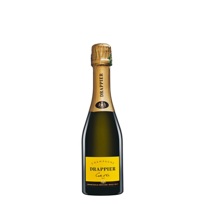 Champagne Drappier Carte d'Or Demi-Bouteille - Champmarket