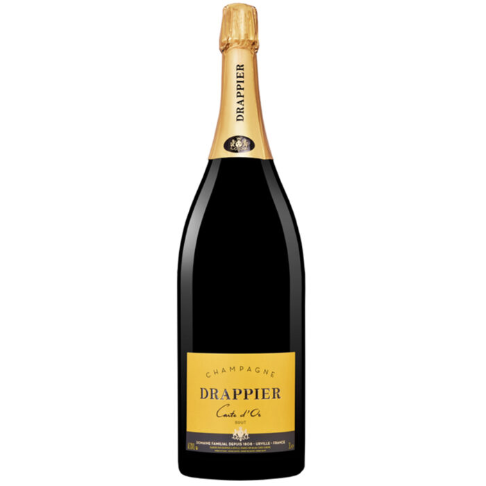 Champagne Drappier Carte d'Or Mathusalem - Champmarket
