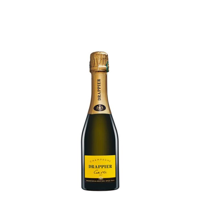 Champagne Drappier Carte d'Or Quart-de-Bouteille - Champmarket