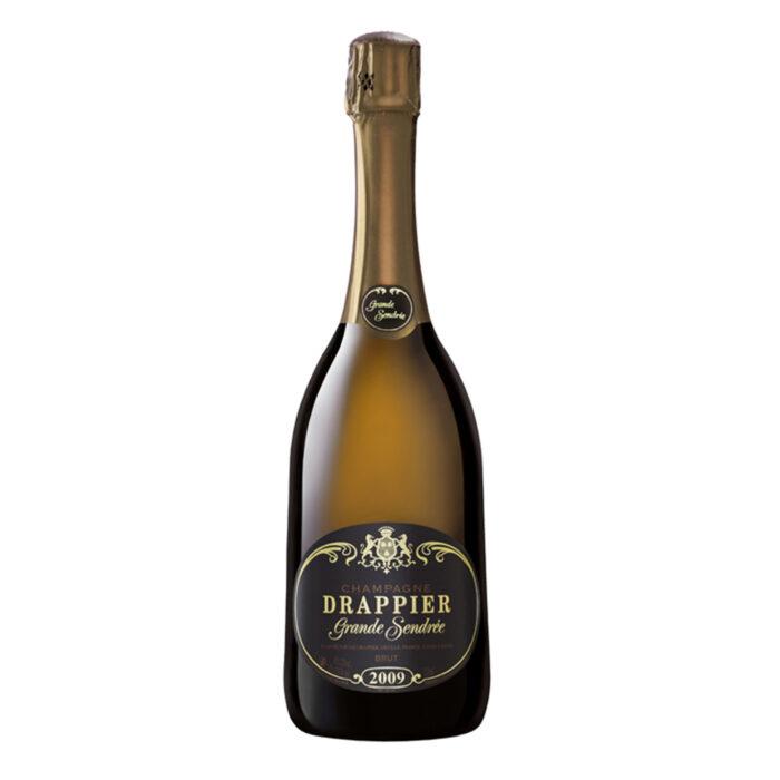 Champagne Grande Sendrée bouteille - Champmarket