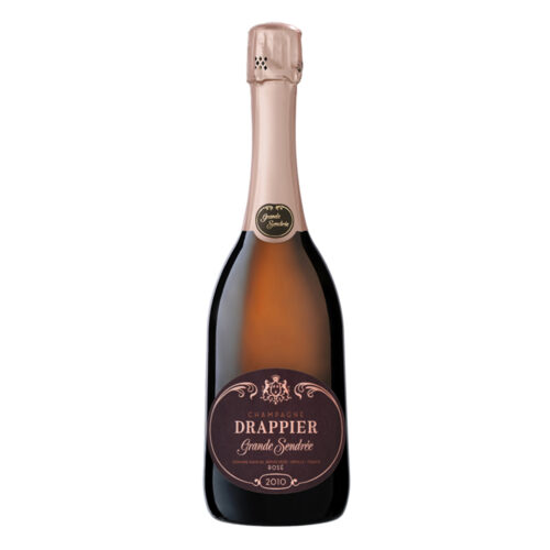 Champagne Grande Sendree Rosé 2010 - Champmarket