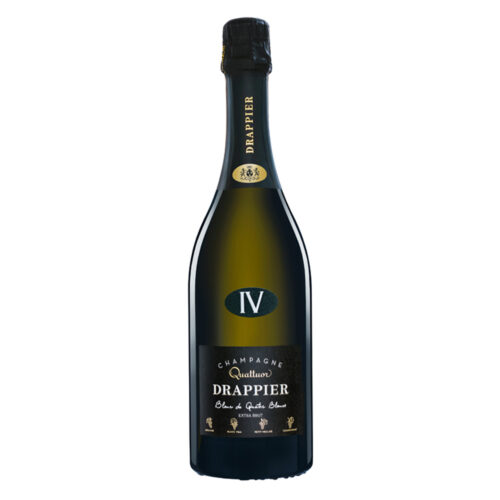 Champagne Drappier Quattuor bouteille - Champmarket
