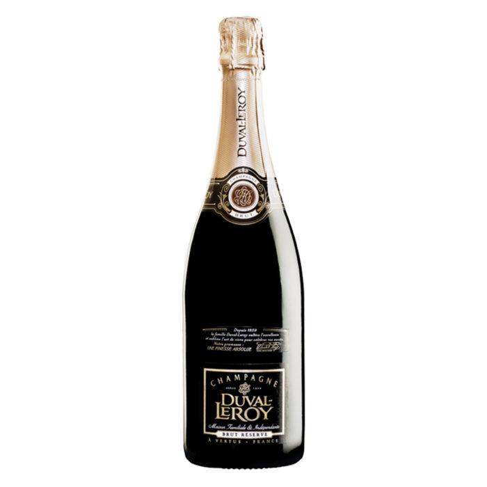 Champagne Duval-Leroy Brut Réserve bouteille - Champmarket