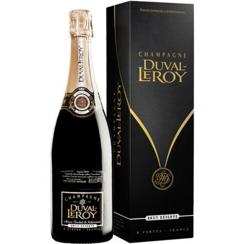 Champagne Duval-Leroy Brut Réserve magnum avec étui - Champmarket