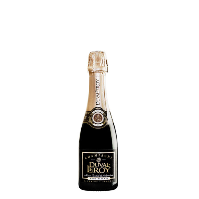 Champagne Champagne Duval-Leroy Brut Réserve quart-de-bouteille - Champmarket