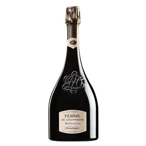 Champagne Duval-Leroy Femme de Champagne Brut Grand Cru bouteille - Champmarket