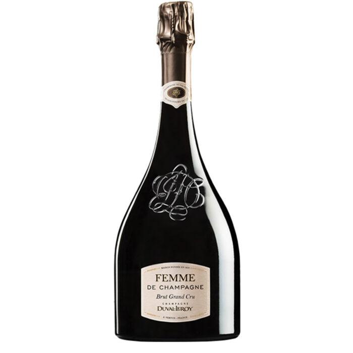 Champagne Duval-Leroy Femme de Champagne Brut Grand Cru non millésimé magnum - Champmarket