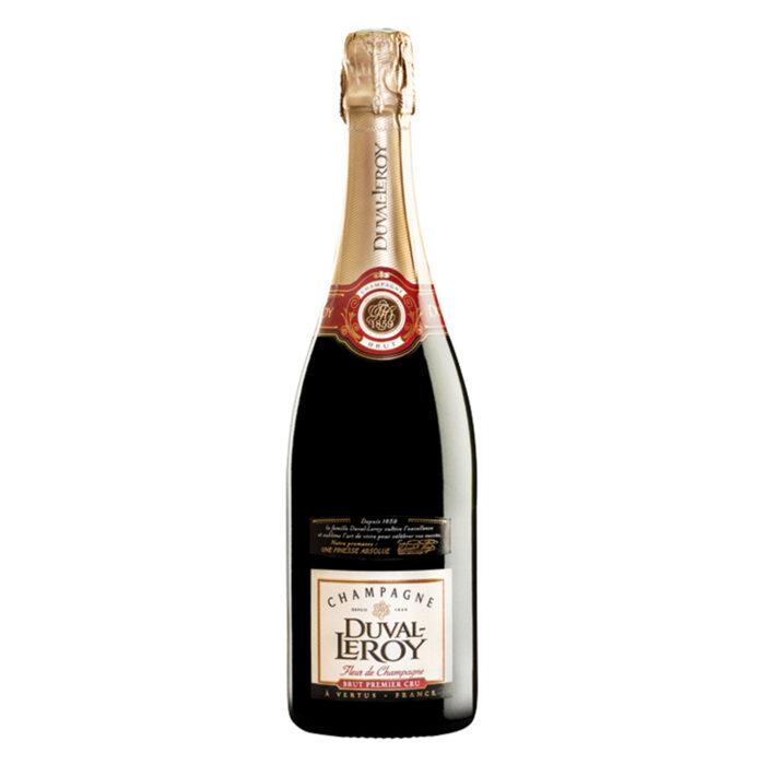 Champagne Duval-Leroy Fleur de Champagne bouteille - Champmarket
