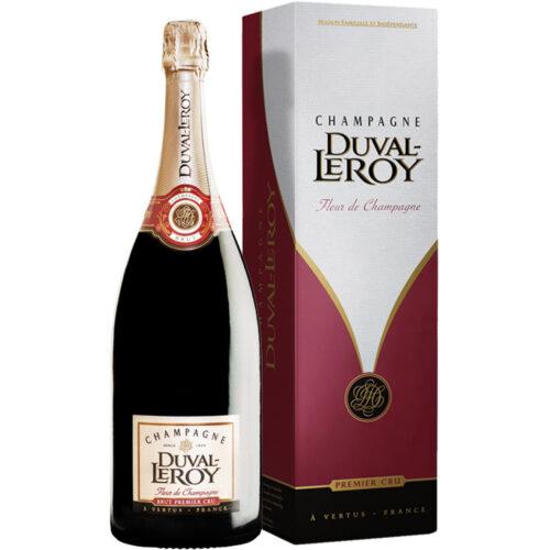 Champagne Champagne Duval-Leroy Fleur de Champagne magnum avec étui - Champmarket