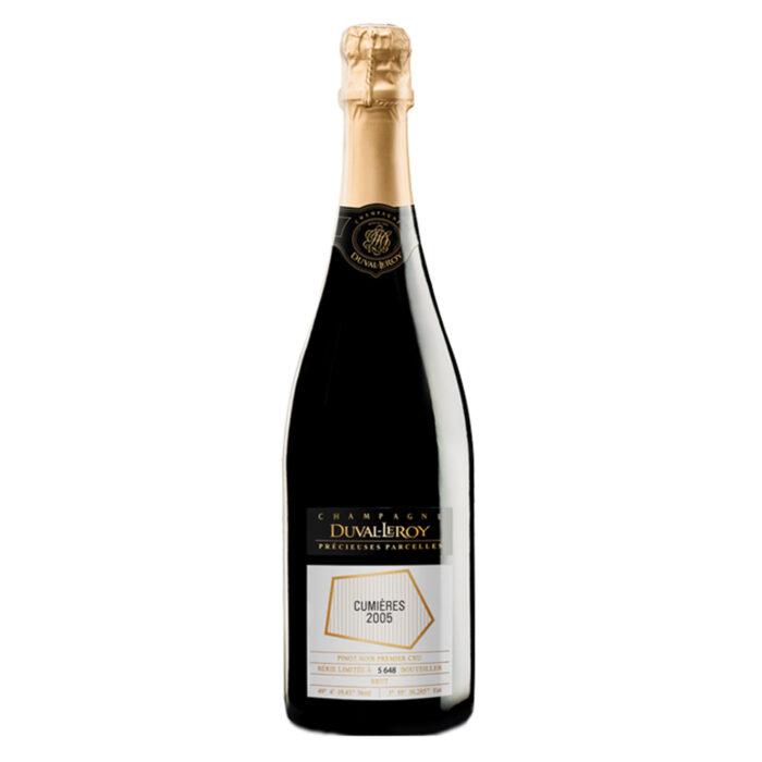 Champagne Duval-Leroy Précieuses Parcelles Cumières bouteille - Champmarket