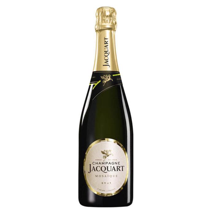 Champagne Jacquart Mosaïque Brut bouteille - Champmarket