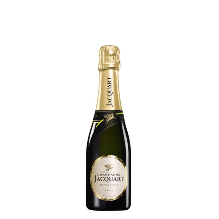 Champagne Jacquart Mosaïque Brut Demi-Bouteille - Champmarket