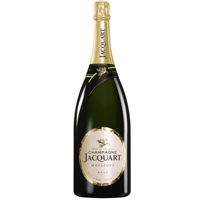 Champagne Jacquart Mosaïque Brut Magnum - Champmarket