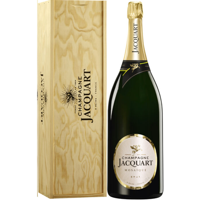 Champagne Jacquart Mosaïque Brut Mathusalem - Champmarket