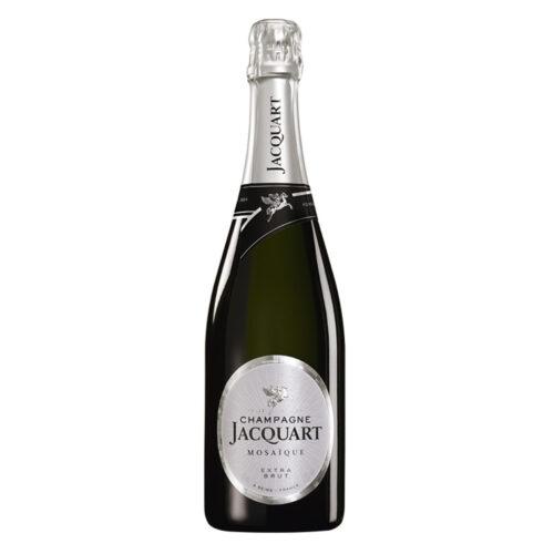 Champagne Jacquart Mosaïque Extra Brut Bouteille - Champmarket