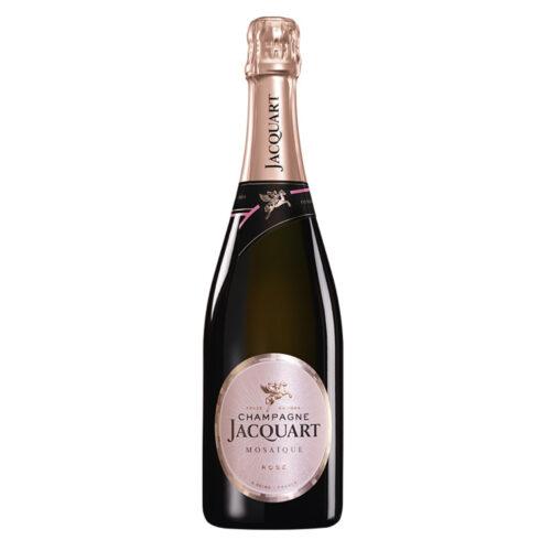 Champagne Jacquart Mosaïque Rosé Bouteille - Champmarket