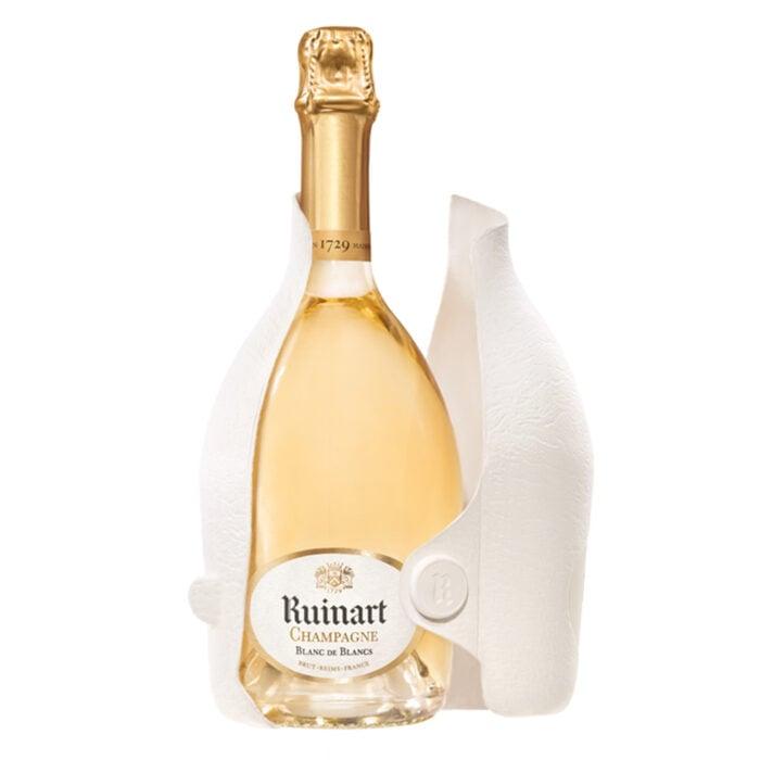 Champagne Ruinart Blanc de Blancs Étui Seconde Peau - Champmarket