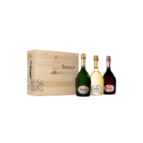 Champagne Ruinart Cave Urbaine 3 bouteilles - Champmarket